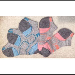 🍓2/25$🍓 NWOT 5 pairs of puma socks